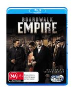 Boardwalk Empire : Season 2 - Michael Shannon
