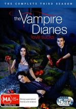 The Vampire Diaries : Season 3 (5 Discs) - Nina Dobrev