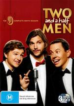 Two and a Half Men : Season 9 (3 Discs) - Ashton Kutcher
