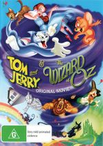 Tom and Jerry : Wizard of Oz - Joe Alaskey