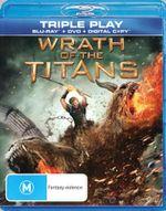 Wrath of the Titans (Blu-ray/DVD/Digital Copy) - Toby Kebbell