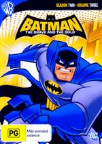 Batman the Brave and the Bold : Season 2 - Volume 3 (Animated) - James Arnold Taylor