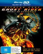 Ghost Rider 2 : Spirit of Vengeance (3D Blu-ray) - Violante Placido