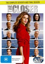 The Closer : Season 7 (5 Discs) - Phillip P. Keene