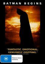 Batman Begins (2005) - Christian Bale