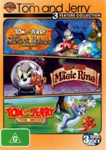 Tom and Jerry : Meet Sherlock Holmes / Tom and Jerry: The Magic Ring / Tom and Jerry: The Movie - Dana Hill