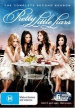 Pretty Little Liars : Season 2 (6 Discs) - Troian Bellisario