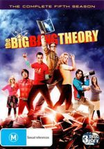 The Big Bang Theory : Season 5 (3 Discs) - Jim Parsons