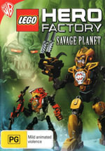Lego Hero Factory : Savage Planet