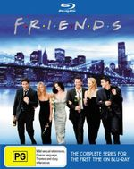 Friends : The Complete Collection (21 Discs)