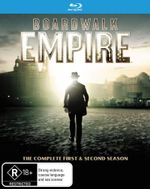 Boardwalk Empire : Seasons 1 - 2 (Specialist Exclusive) - Michael Shannon