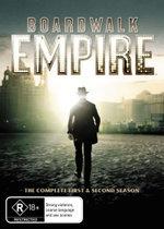 Boardwalk Empire : Seasons 1 - 2 - Michael Shannon