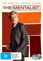 The Mentalist : Season 4 - Owain Yeoman