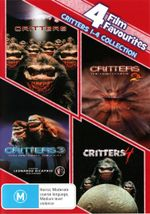 Critters Complete Collection (Critters 1 - 4) (4 Film Favs) - Liane Curtis