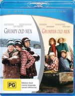 Grumpy Old Men / Grumpier Old Men (Blu-ray Double) - Jack Lemmon