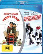 Funny Farm / Spies Like Us (Blu-ray Double) - Madolyn Smith Osborne