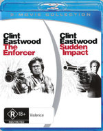 Sudden Impact / The Enforcer (Clint Eastwood) (Blu-ray Double) - Clint Eastwood