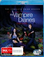 The Vampire Diaries : Season 3 (4 Discs) - Nina Dobrev