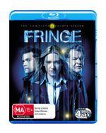 Fringe : Season 4  (4 Discs) - Anna Torv