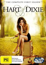 Hart of Dixie : Season 1 (5 Discs) - Wilson Bethel