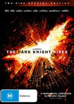 The Dark Knight Rises (2 Disc Special Edition) - Christian Bale