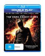 The Dark Knight Rises (Blu-ray/DVD) (3 Discs) - Christian Bale