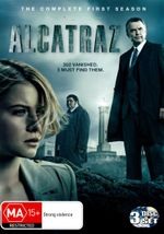 Alcatraz : Season 1 (with Bonus TV Sampler) (3 Discs) - Jonny Coyne