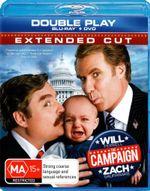 The Campaign (Blu-ray/DVD) (2 Discs) - Jason Sudeikis