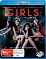 Girls : Season 1 (2 Discs) - Lena Dunham