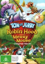 Tom and Jerry : Robin Hood and His Merry Mouse (Original Movie) - Charles Shaughnessy
