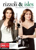 Rizzoli and Isles : Season 3 - Angie Harmon