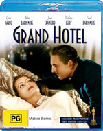 Grand Hotel - John Barrymore