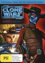 Star Wars : The Clone Wars - Season 4 - Volume 3 - Matt Lanter