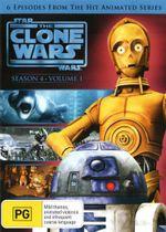 Star Wars : The Clone Wars - Season 4 - Volume 1 - Matt Lanter