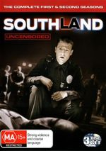 Southland : Seasons 1 - 2 (Uncensored) - Kevin Alejandro