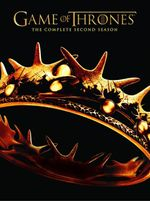 Game of Thrones : Season 2 (5 Discs) - George R. R. Martin