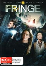 Fringe : Season 5 (Final Season) - Anna Torv