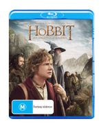 The Hobbit : An Unexpected Journey (2 Disc Blu-ray) - Martin Freeman