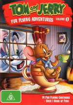 Tom and Jerry : Fur Flying Adventures - Volume 3