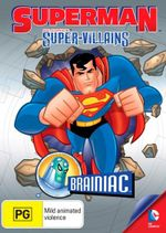 Superman Super Villains : Brainiac