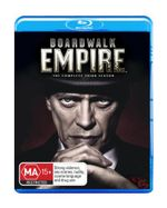 Boardwalk Empire : Season 3 - Steve Buscemi