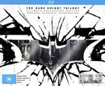 The Dark Knight Trilogy (Batman Begins / The Dark Knight / The Dark Knight Rises) (Ultimate Collection with Booklet and 3 Toy Cars) (Limited Edition) : (Batman Begins / The Dark Knight / The Dark Knight Rises) (Ultimate Collection with Booklet and 3 Toy Cars) (Limited Edition) - Ken Watanabe