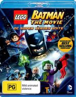 Lego Batman : The Movie - DC Super Heroes Unite (Blu-ray Only) - Christopher Corey Smith