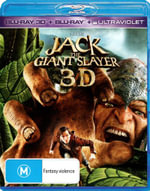 Jack the Giant Slayer (3D Blu-ray/Blu-ray/UV) - Eleanor Tomlinson