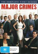 Major Crimes : Season 1 - Tony Denison