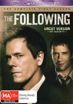 The Following : Season 1 (DVD) - Natalie Zea