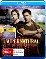 Supernatural : Season 8 (Blu-ray/UV) - Jared Padalecki