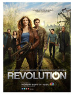 Revolution : Season 1 (Blu-ray/UV) - Billy Burke