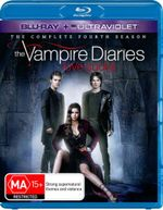 The Vampire Diaries : Season 4 (Blu-ray/UV) - Steven R. McQueen