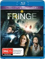 Fringe : Season 5 (Final Season) (Blu-ray/UV) - Anna Torv